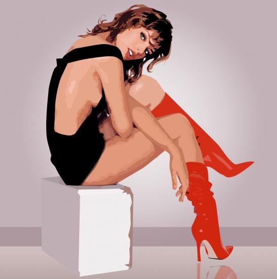 Milla Jovovich by blazinphoenix
